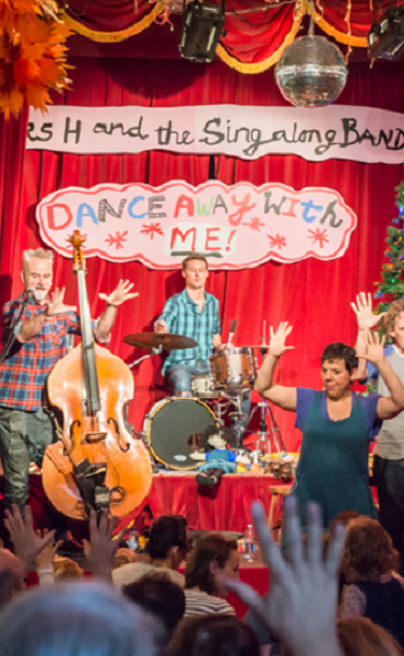 Children's Theatre - Mrs H and the Sing-along Band @ Lauderdale House