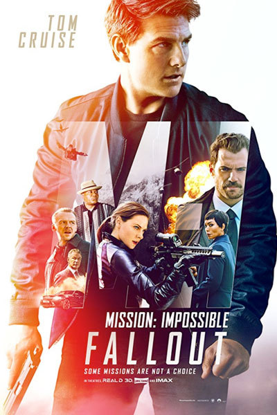 Mission Impossible: Fallout (12A) 3D at Torch Theatre