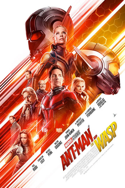 Ant-Man & The Wasp (12A) 3D at Torch Theatre