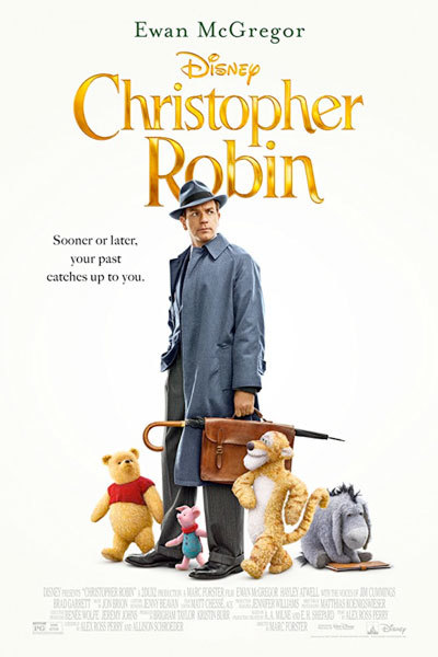 Disney's Christopher Robin (PG) at Torch Theatre