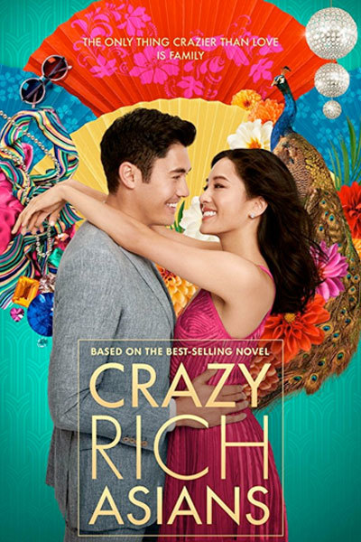Crazy Rich Asians (12A) SUBTITLED at Torch Theatre