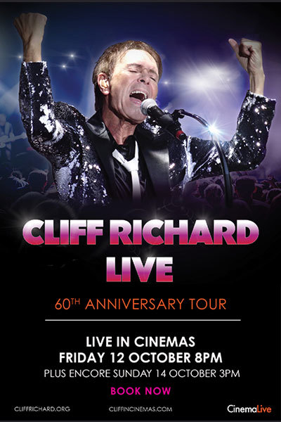 Cliff Richard Live - 60th Anniversary Tour [ENCORE] at Torch Theatre