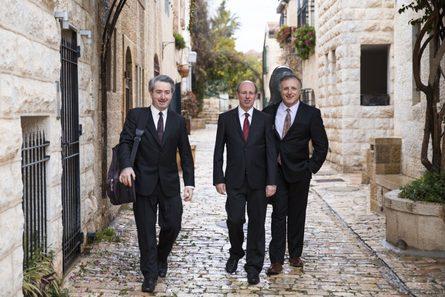 Droichead Arts Centre -            DCM: Trio Shaham Erez Wallfisch