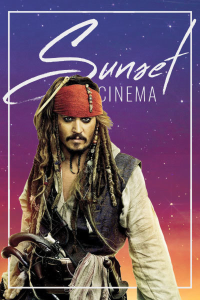 Pirates of the Caribbean (12A) - Sunset Cinema | Milford Waterfront at Torch Theatre