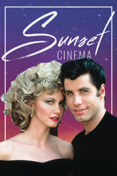 Grease (PG) - Sunset Cinema | Pembroke Castle at Torch Theatre