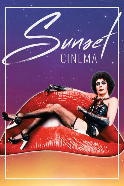 Rocky Horror Picture Show (15) - Sunset Cinema | Pembroke Castle at Torch Theatre