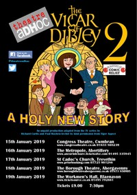 Vicar of Dibley 2 - A Holy New Story Poster