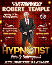 The Hypnotist - LIVE & OUTRAGEOUS! Poster