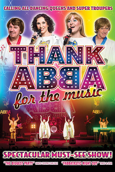 Thank ABBA For The Music at Torch Theatre