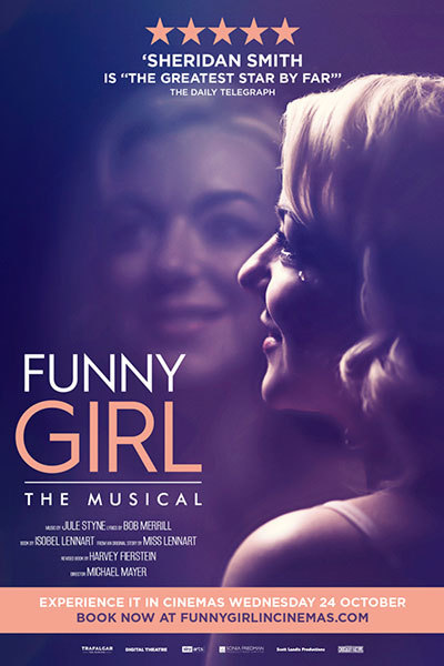Funny Girl - The Musical at Torch Theatre