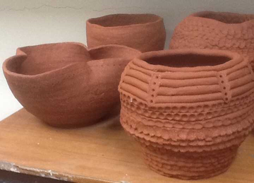 Adult Pottery Oct 18