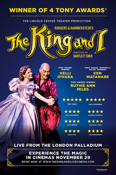 The King and I [ENCORE] at Torch Theatre