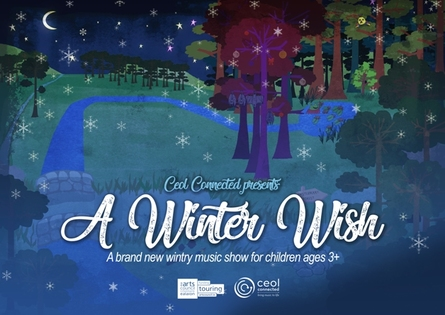 Droichead Arts Centre -            Leanbh | A Winter Wish