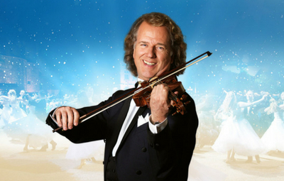 image of André Rieu 2019 New Year's Concert