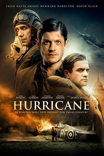Hurricane (15) SUBTITLED at Torch Theatre