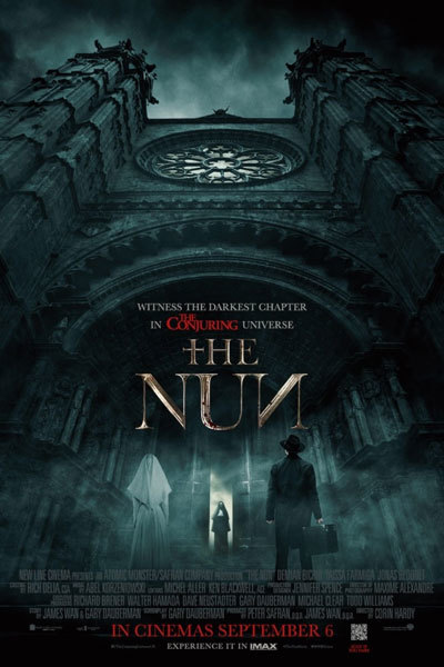 The Nun (15) SUBTITLED at Torch Theatre