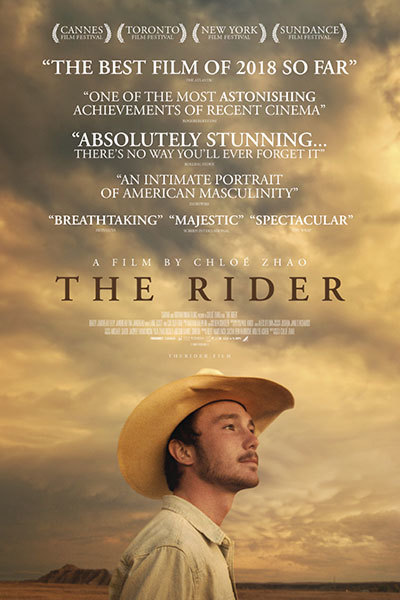 The Rider (15) SUBTITLED at Torch Theatre