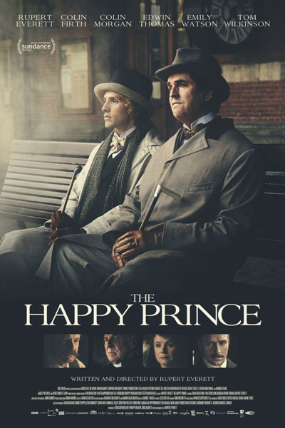 The Happy Prince (15) SUBTITLED at Torch Theatre