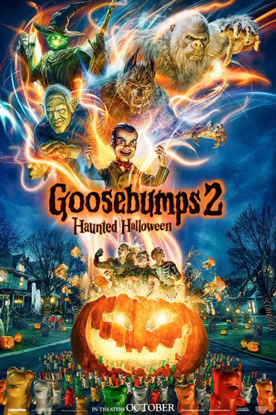 Goosebumps 2: Haunted Halloween (PG) at Torch Theatre