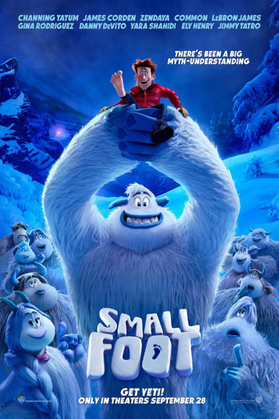 Smallfoot (U) at Torch Theatre