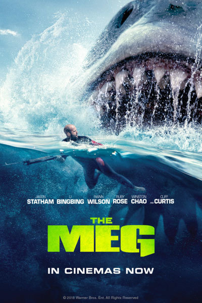 The Meg (12A) at Torch Theatre