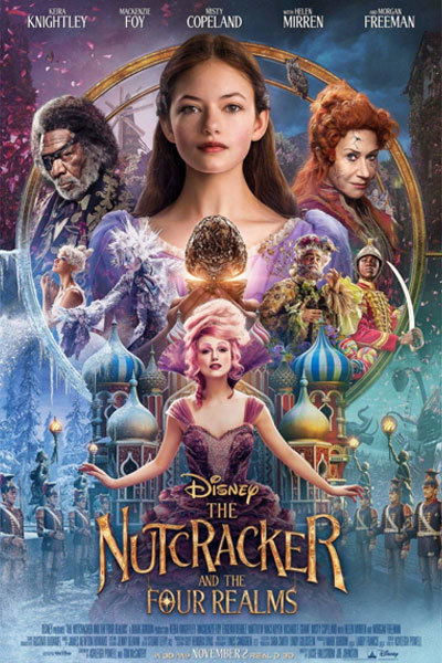 The Nutcracker and the Four Realms SUBTITLED at Torch Theatre