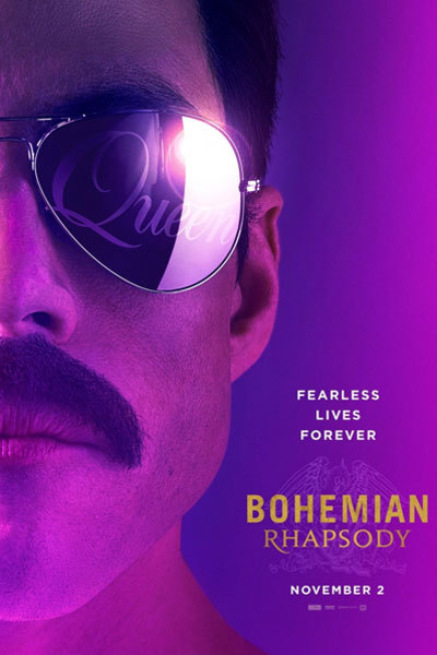 Bohemian Rhapsody SUBTITLED at Torch Theatre