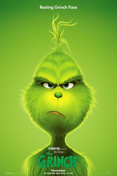 The Grinch (U) at Torch Theatre