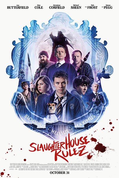 Slaughterhouse Rulez (15) at Torch Theatre