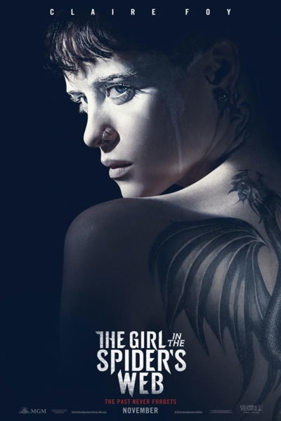 The Girl in the Spider's Web (15) SUBTITLED at Torch Theatre