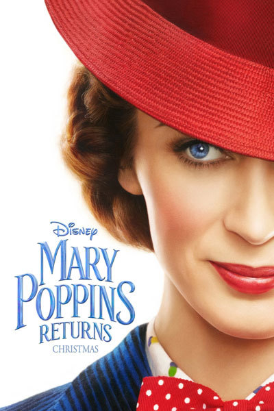 Mary Poppins Returns SUBTITLED at Torch Theatre