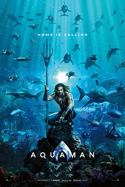 Aquaman at Torch Theatre