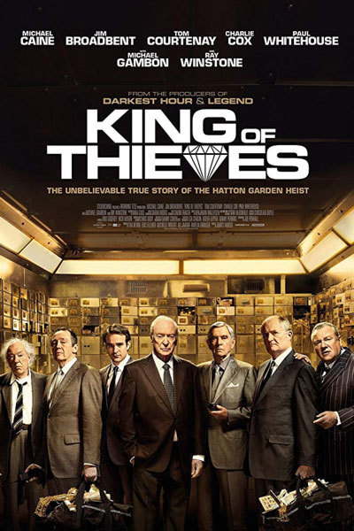 King of Thieves (15) SUBTITLED at Torch Theatre