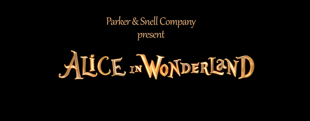 banner image for Alice In Wonderland
