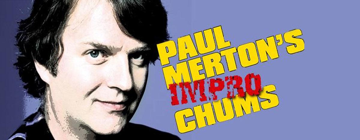 banner image for Paul Merton Impro Chums