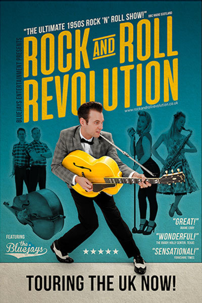 Rock and Roll Revolution at Torch Theatre