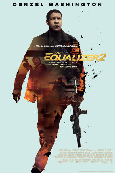 The Equalizer 2 (15) at Torch Theatre