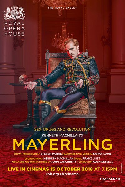 The Royal Ballet - Mayerling at Torch Theatre
