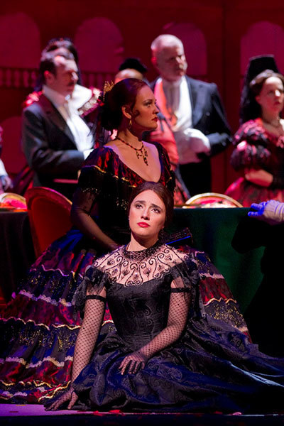 Royal Opera House - La Traviata at Torch Theatre