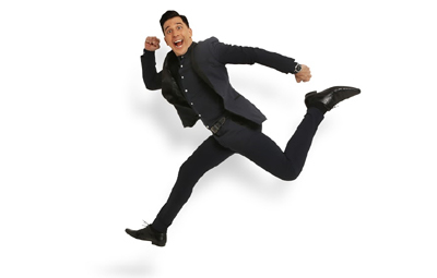 Thumbnail for Russell Kane: The Fast and the Curious
