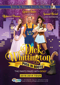 Dick Whittington meets Puss in Boots Poster
