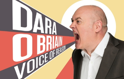 Thumbnail for Dara O Briain: Voice of Reason