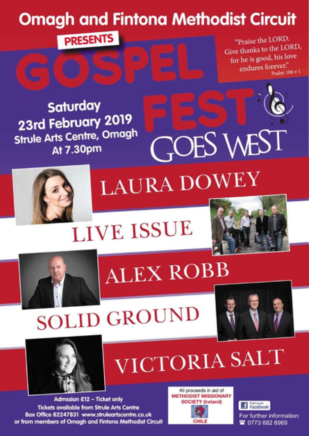 Gospel Fest Goes West 2019