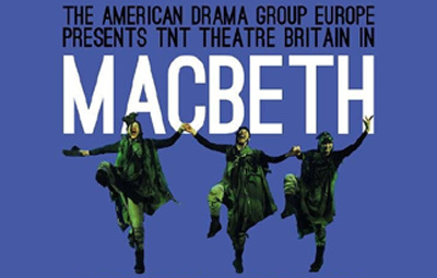 image of Macbeth by William Shakespeare