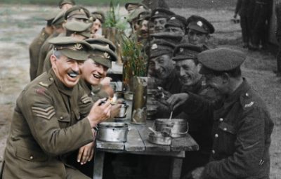 "image of Peter Jacksons ""They Shall Not Grow Old"""