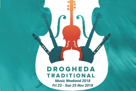 Droichead Arts Centre -            Drogheda Trad Weekend 2018