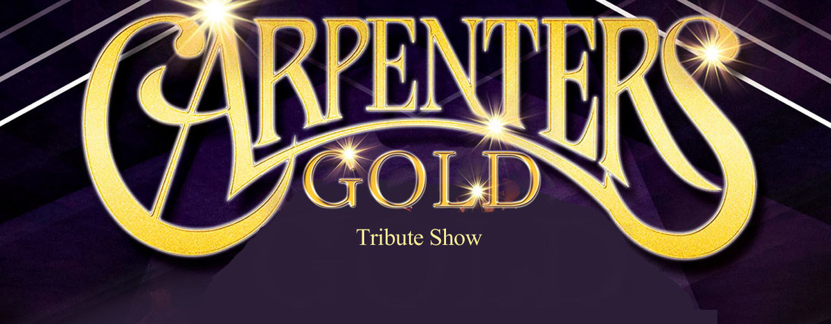 banner image for Carpenters Gold Tribute