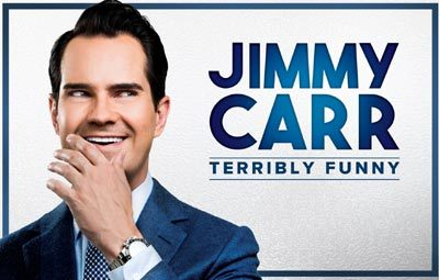 image of Jimmy Carr: Terribly Funny