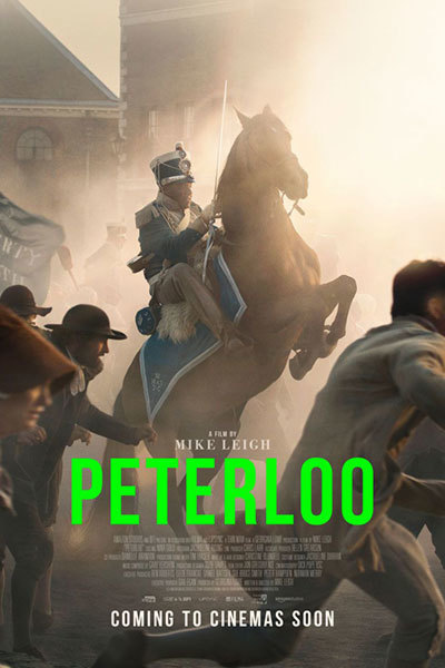 Peterloo (12A) SUBTITLED at Torch Theatre