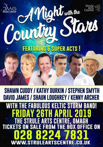 A Night with the Country Stars 2019